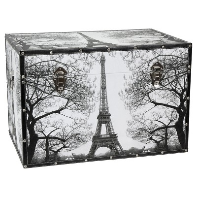 Exceptionnel Paris Storage Trunk   Oriental Furniture
