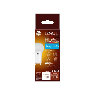 General Electric Relax LED Light Bulb SW Gu24
