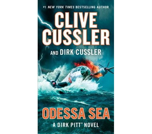 Odessa Sea (Reprint) (Paperback) (Clive Cussler) - image 1 of 1