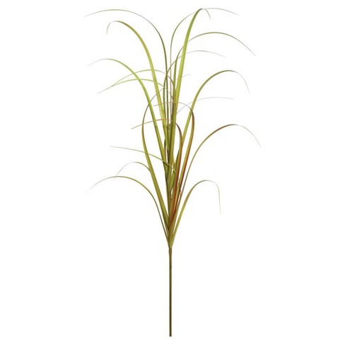 "Artificial Mixed Brown Grass Spray (39"") Brown - Vickerman - image 1 of 1"