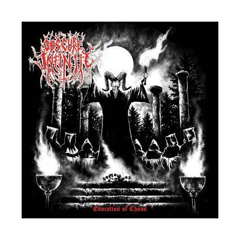 Obscure Infinity - Evocation Of Chaos (CD) - image 1 of 1