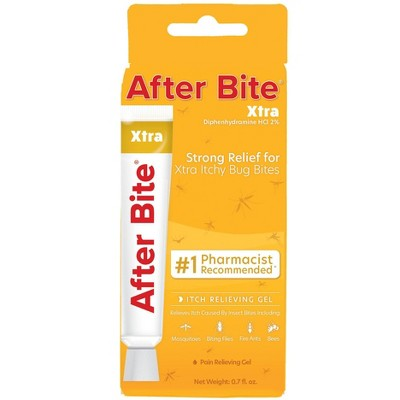 After Bite Xtra Anti-itch Treatments