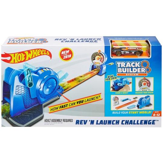 Hot Wheels Track Builder Challenge 2 Playset image number null