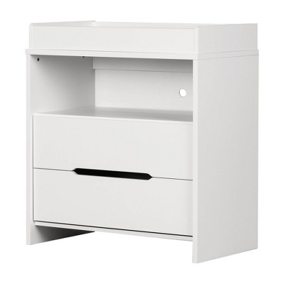Cookie Changing Table - Pure White - South Shore