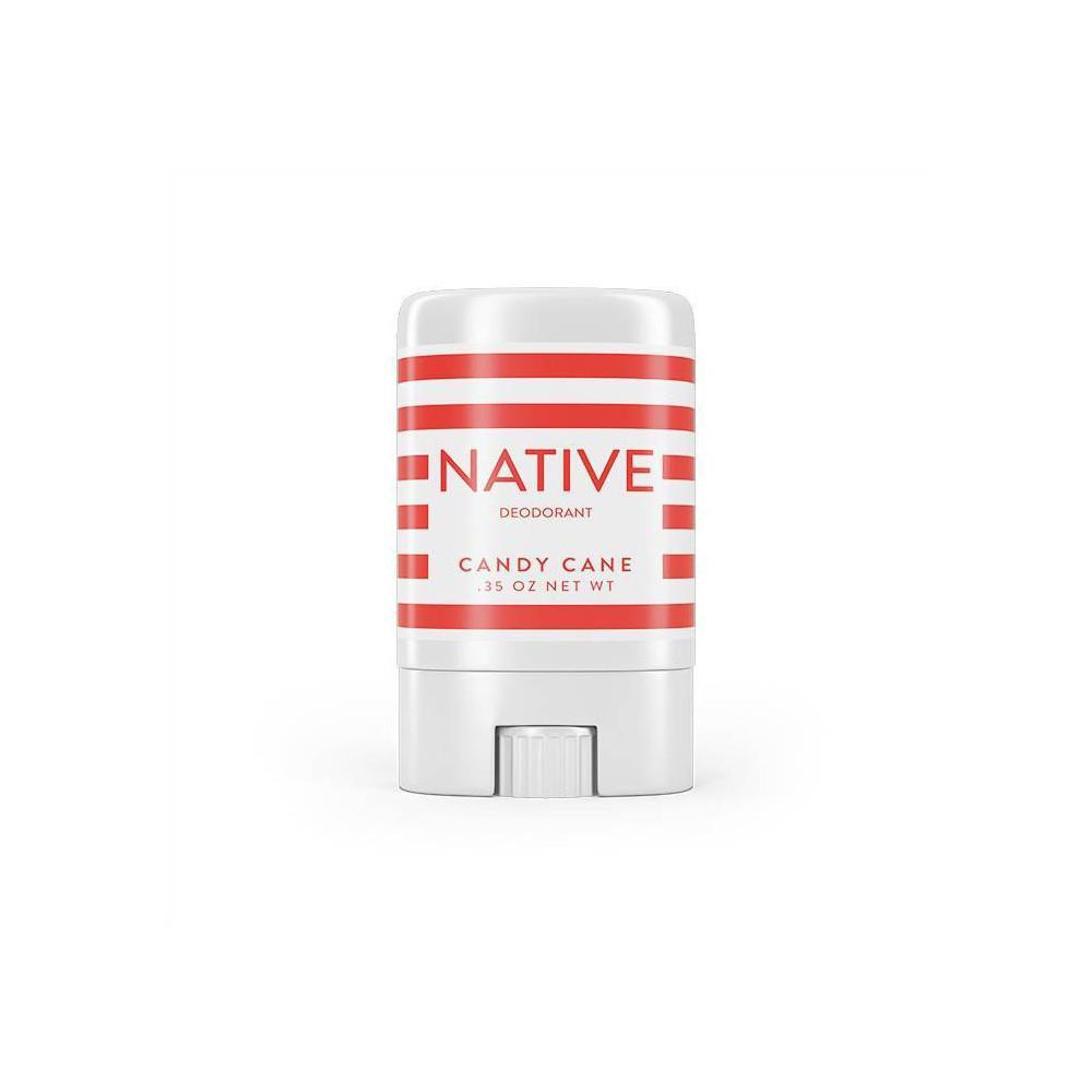 Image of Native Candy Cane Mini Deodorant - 0.35oz