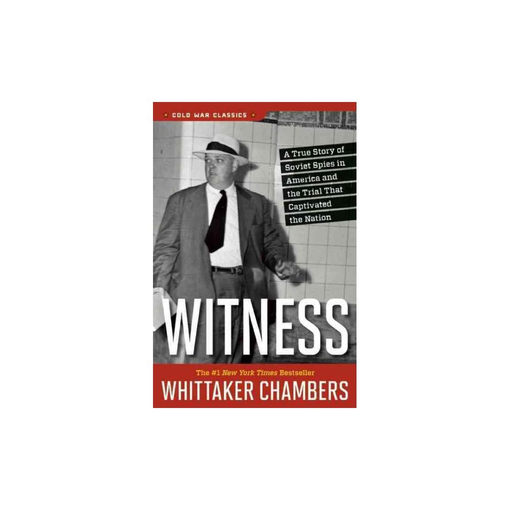Witness ( Cold War Classics) (Reprint) (Paperback)