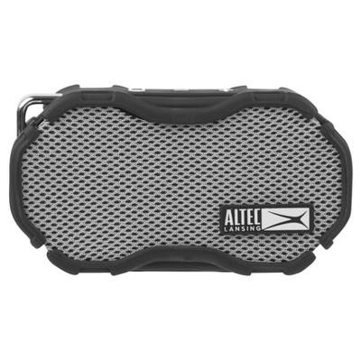 Altec Mini H2O Bluetooth Waterproof Speaker - Grey/Black