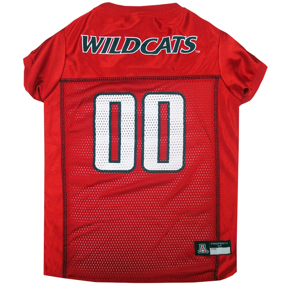 Pets First Arizona Wildcats Mesh Jersey - L, Multicolored
