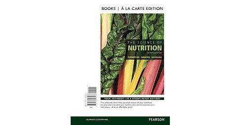 Science of Nutrition (Student) (Paperback) (Janice J. Thompson) - image 1 of 1
