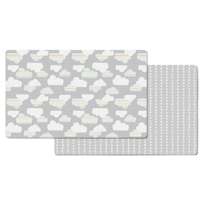 Skip Hop Reversible Cloud/Mini Dot Playmat - Gray