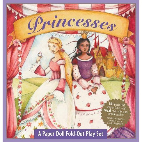 Princesses - (Hardcover) - image 1 of 1