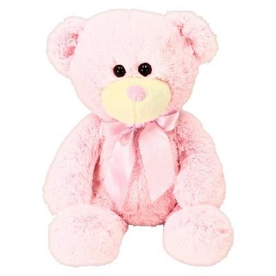Sweet Sprouts Avis Bear - Pink