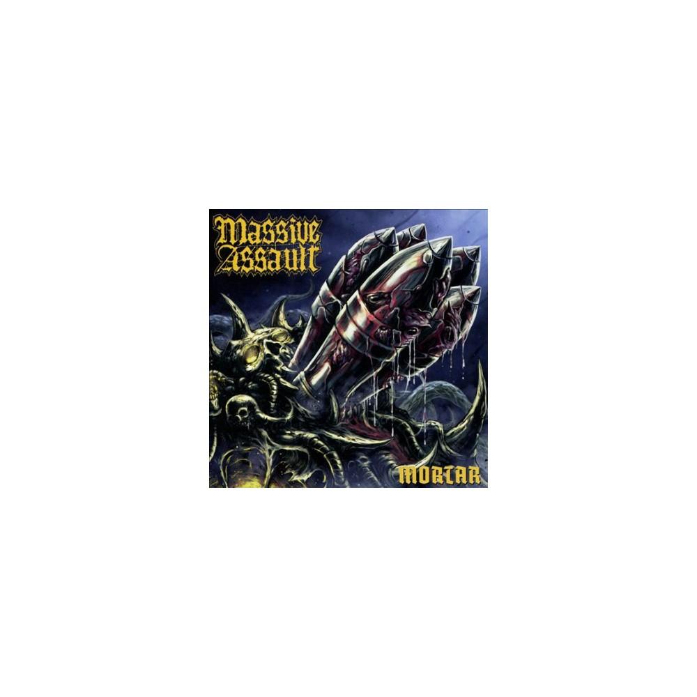 Massive Assault - Mortar (CD)