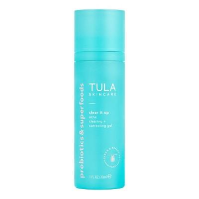 TULA Skincare Clear It Up Acne Clearing + Tone Correcting Gel - 1 fl oz - Ulta Beauty