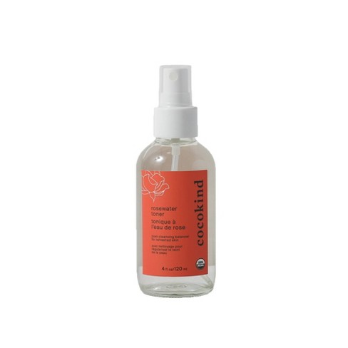 Cocokind Organic Rosewater Facial Toner - 4oz - image 1 of 4