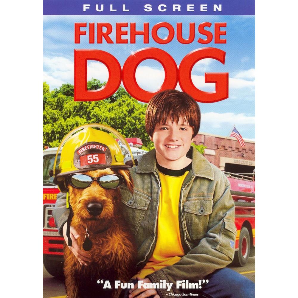 Firehouse Dog (P&s) (dvd_video)