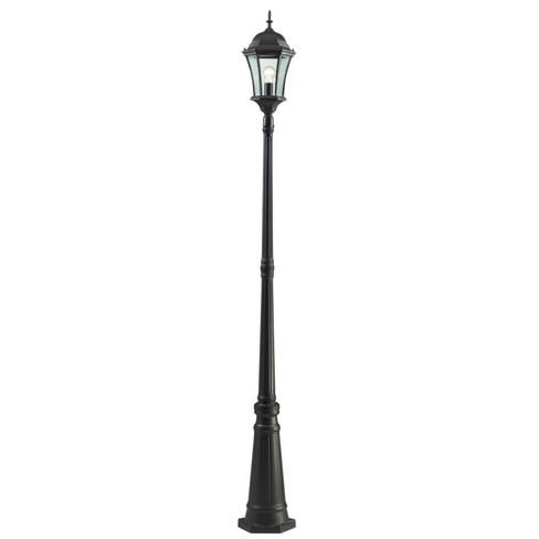 1 Light Classic Outdoor Lamp Post With, Outdoor Lamp Post Lighting Fixtures