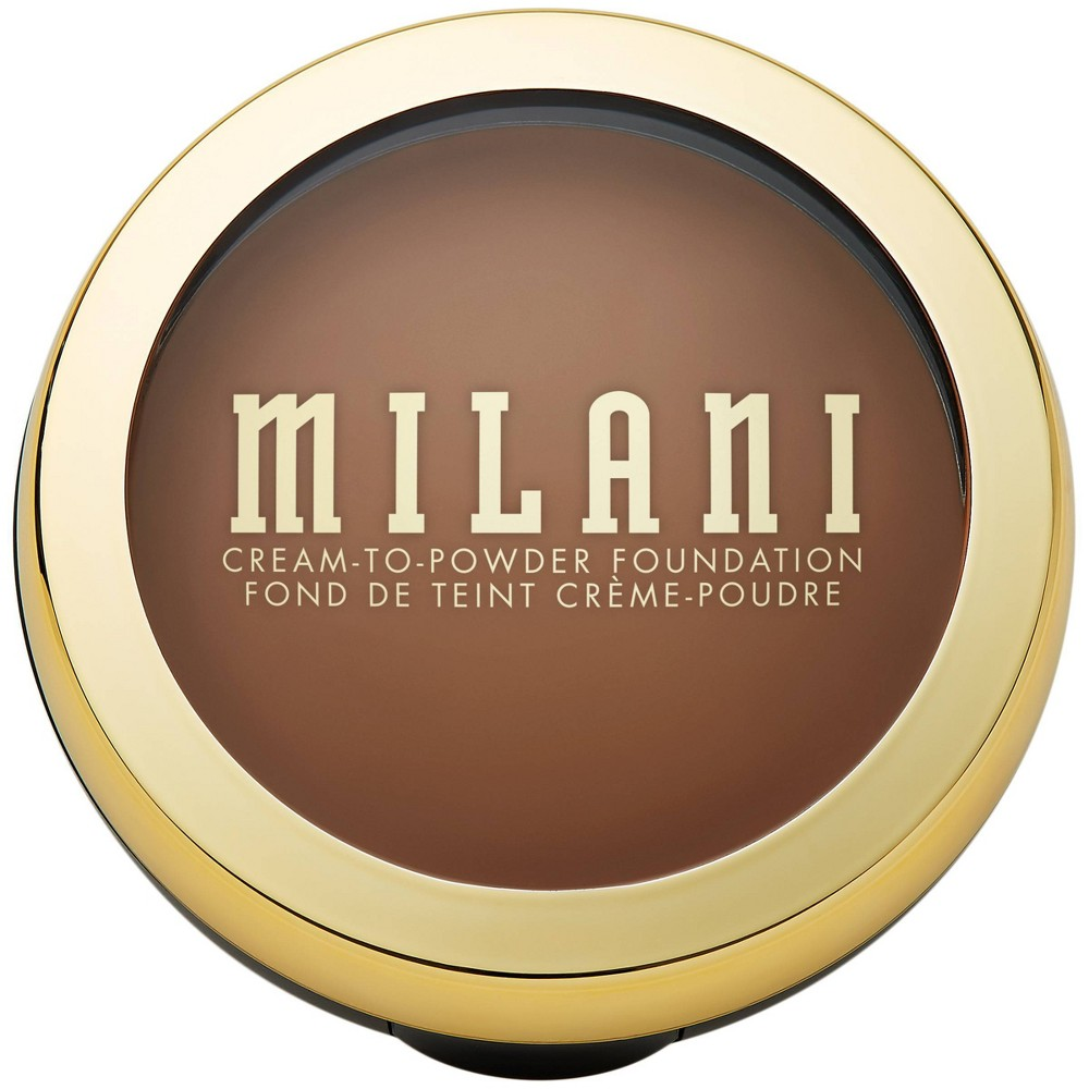 Milani Conceal Perfect 2 In 1 Cream To Powder Smooth Finish Makeup Walnut 0 28oz