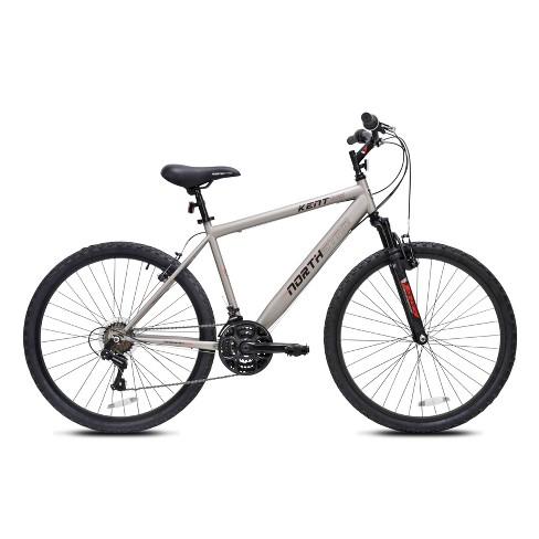 "Kent Men's Northstar 26"" Mountain Bike - Gray - image 1 of 4"