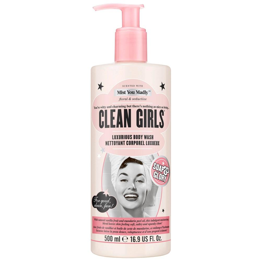 Soap & Glory Mist You Madly Clean, Girls Creamy Body Wash - 16.9oz