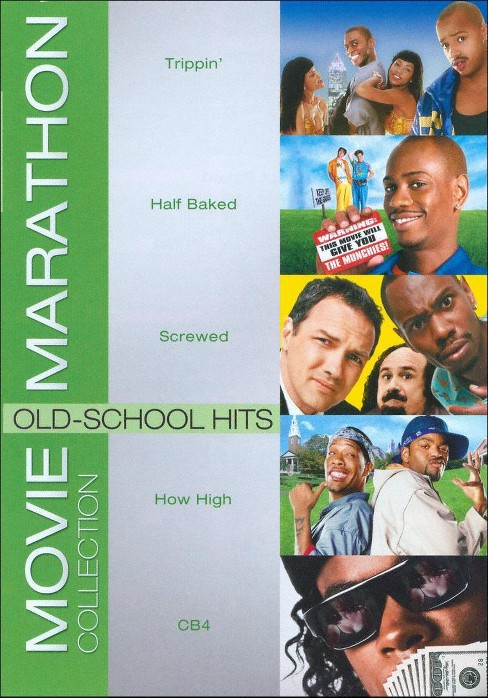 Old school hits movie marathon collec (DVD) - image 1 of 1