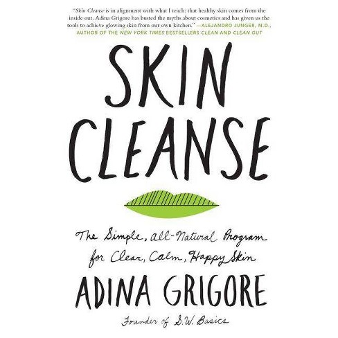 Skin Cleanse - by  Adina Grigore (Hardcover) - image 1 of 1