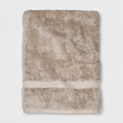 Perfectly Soft Solid Bath Towel Sandalwood Tan - Opalhouse™