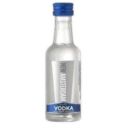 New Amsterdam Vodka - 50ml Bottle