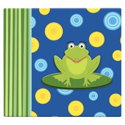 3D Frog Scrapbook - (12x12 )