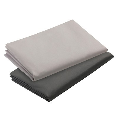 Graco Fitted Playard Sheets - Gray 2pk