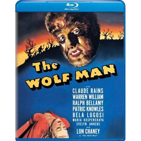 The Wolf Man (Blu-ray) - image 1 of 1