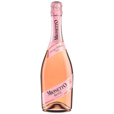 Mionetto Sparkling Rosé Wine - 750ml Bottle