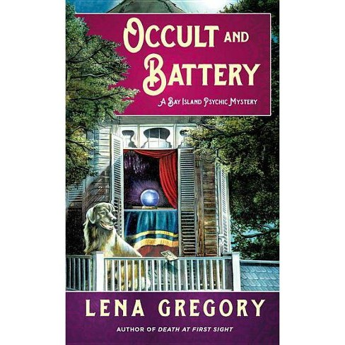 Occult and Battery - (Bay Island Psychic Mystery) by  Lena Gregory (Paperback) - image 1 of 1