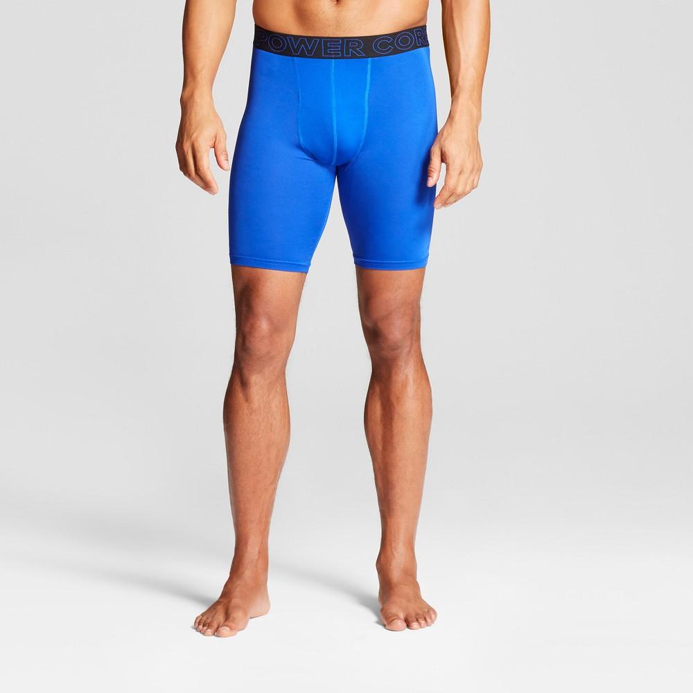 Men's 9 Compression Shorts - C9 Champion Flight Blue S