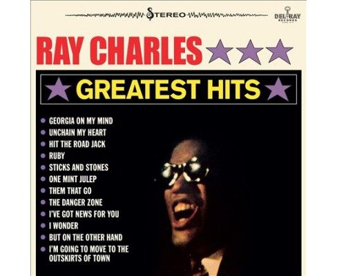 Ray Charles - Greatest Hits (Vinyl) - image 1 of 1
