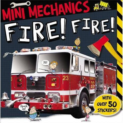 Mini Mechanics Emergency - by  Tim Bugbird (Paperback) - image 1 of 1