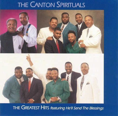 Canton spirituals - Greatest hits by canton spirituals (CD) - image 1 of 1