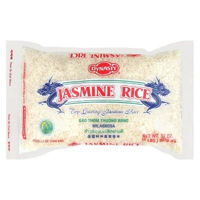 Rice: Dynasty Jasmine Rice