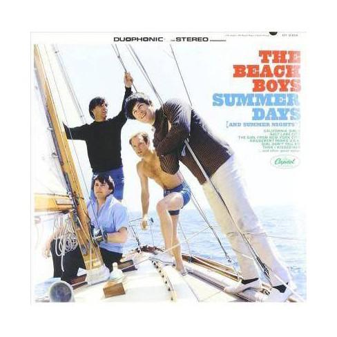 Beach Boys - Summer Days (& Summer Nights!!) (Vinyl) - image 1 of 1