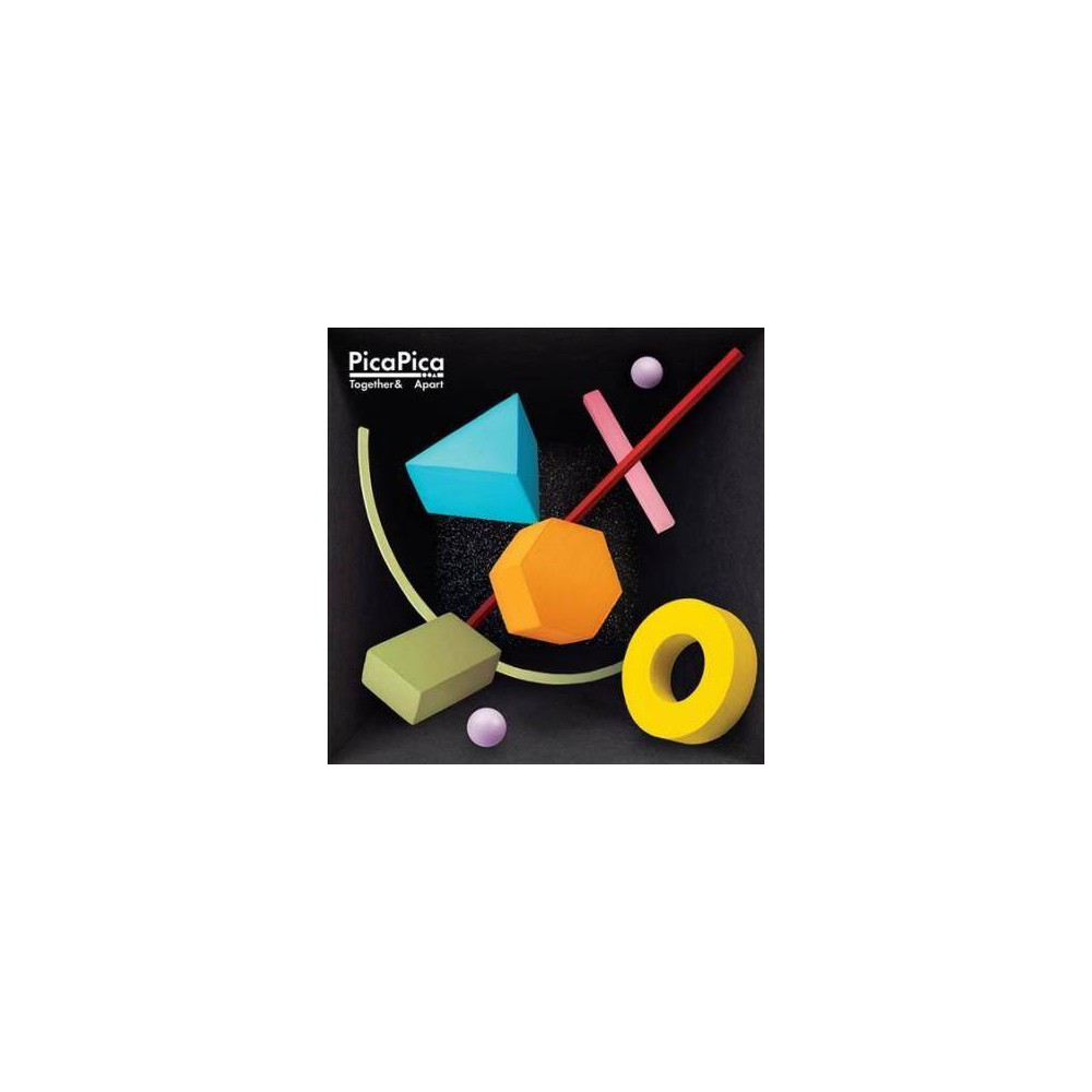Picapica Together Apart Cd