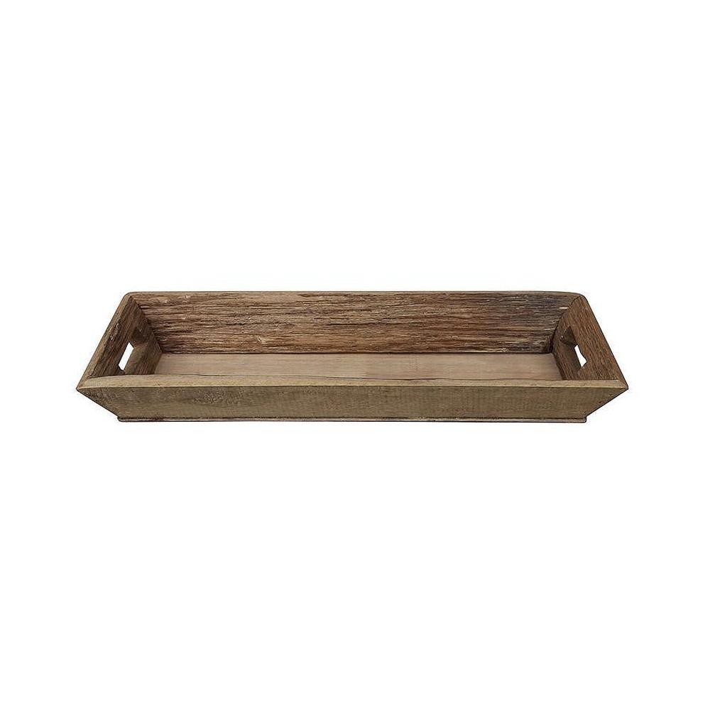 Decorative Wood Tray 3r Studios