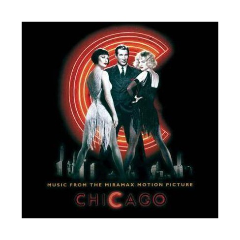 Various - Chicago: Music from The Miramax Motion Picture (OST) (Black & Gold) (Vinyl) - image 1 of 1