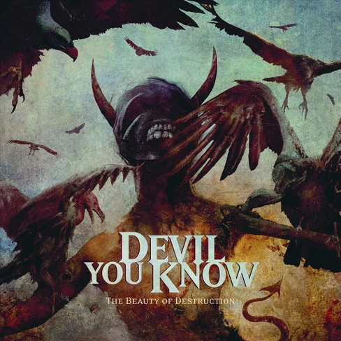 Devil You Know - Beauty Of Destruction (CD) - image 1 of 1