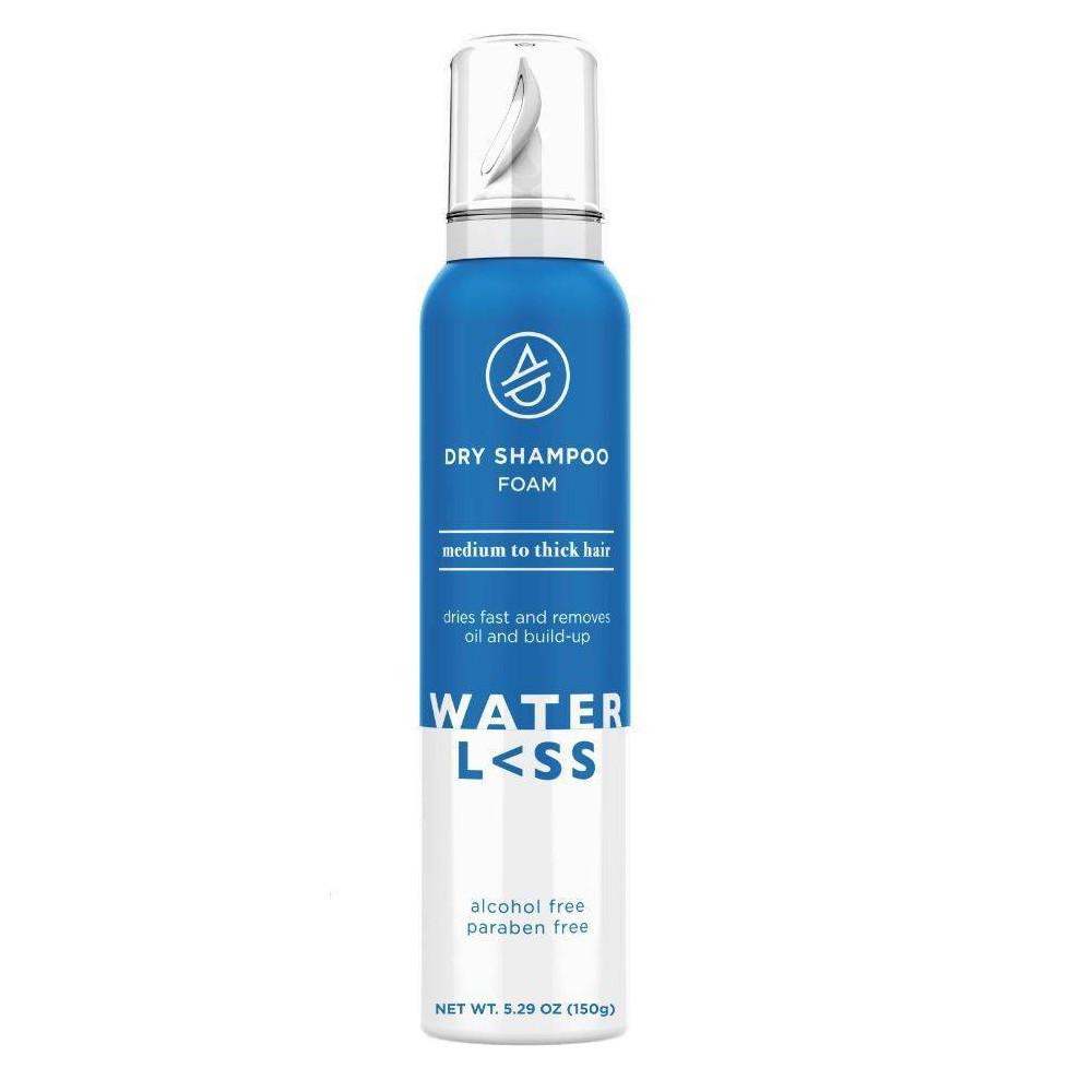 Image of Waterless Dry Shampoo Foam - 5.3oz