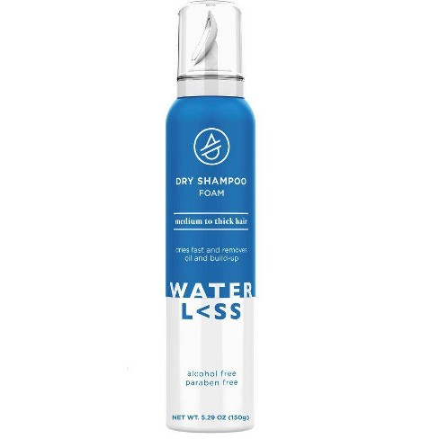 Waterless Dry Shampoo Foam - 5.3oz - image 1 of 4