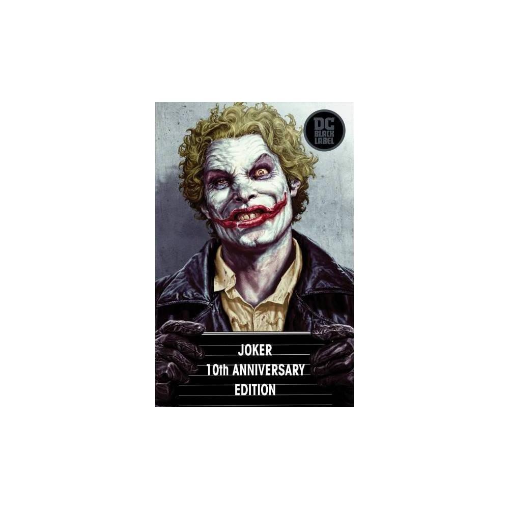 Joker : Dc Black Label Edition - (Joker) by Brian Azzarello (Paperback)