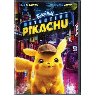 Pokemon: Detective Pikachu (DVD)