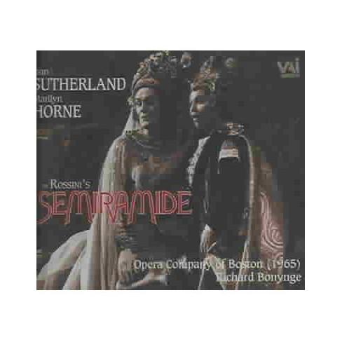 Joan Sutherland - Rossini: Semiramide (CD) - image 1 of 1