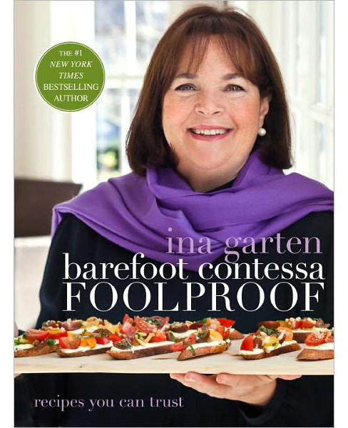 Barefoot Contessa Foolproof (Hardcover) by Ina Garten - image 1 of 1