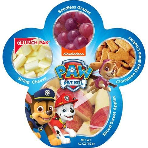 PAW Patrol Apple Cheese Grape Cookies Crunch Pak - 4.2oz - image 1 of 2